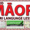 Te Reo Māori Language Lessons - Learn Māori